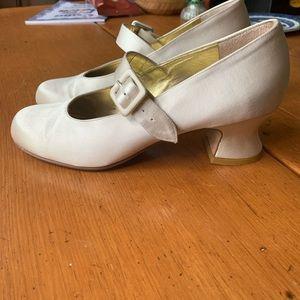 Gorgeous Silk Wedding Shoes